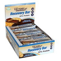 Weider Victory Endurance Recovery Bar Banana 35 g x 12