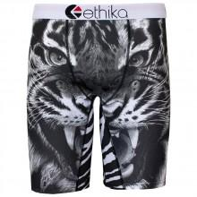 Ethika Black Tiger Face