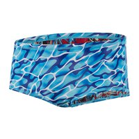 Speedo Waterflow Fireglam Flip Reverse 14cm Allover