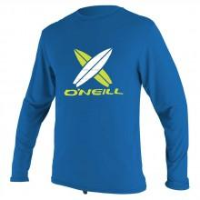 O´neill wetsuits Toddler Skins Rash Tee L/S Boys