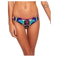 Superdry Neon Tribal Bikini Bottom