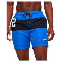 Superdry Waterpolo Banner Swim Short