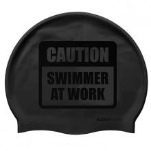 Buddyswim Caution Swimmer At Work Silicone