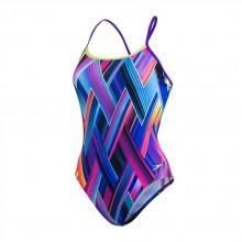 Speedo Fizz Bounce Single Crossback