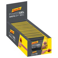 Powerbar PowerGel Shots 60gr x 16 Unit