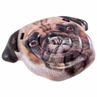 Intex Realistic Pug Dog Figure With Handles