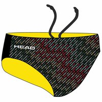 Head swimming Team Printed Brief 8