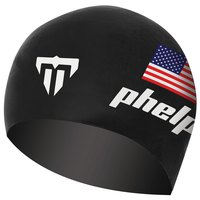 Phelps Race Limited Edition Swimming Cap