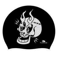 Turbo Suede Skull Fire