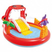 Intex Happy Dino Water Play Centre
