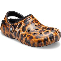 Crocs Classic Lined Animal Print