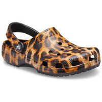 Crocs Classic Animal Print