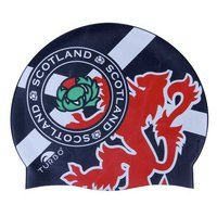 Turbo Silicone Scotland Navy/Red Cap