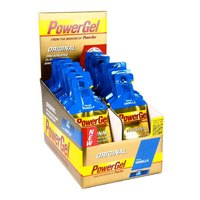 Powerbar Gel Vanilla Sodium Box 24 Units