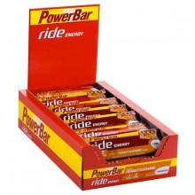 Powerbar Ride Pean Unitst Caramel Box 18 Units