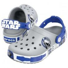 Crocs TBC CB Star Wars R2D2 Clog Kids