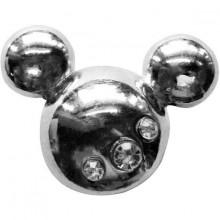 Jibbitz Metal Mickey Head